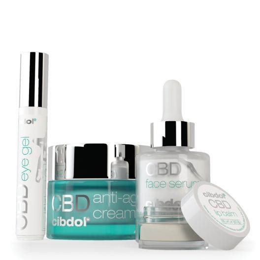 CBD skønhedspakke mod aldring