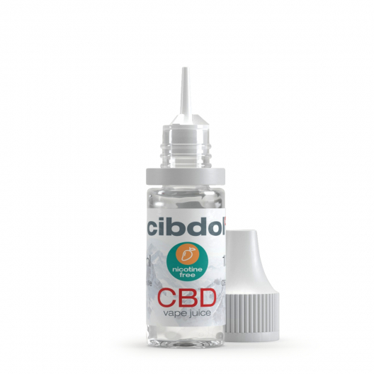 CBD E-væske (1500 mg CBD)