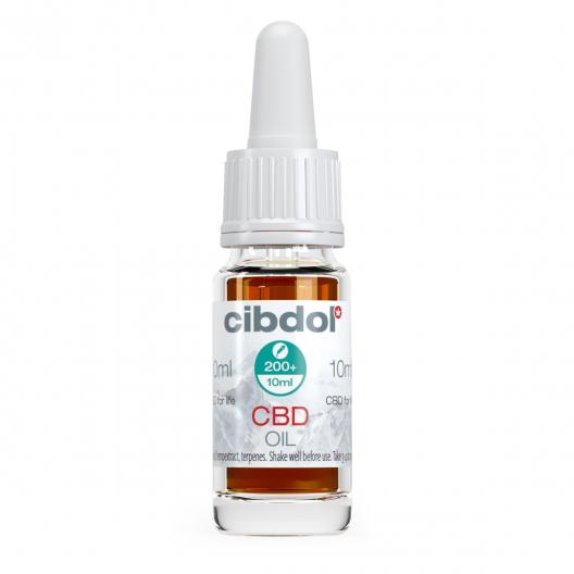 CBD-olie 40% (4000mg)