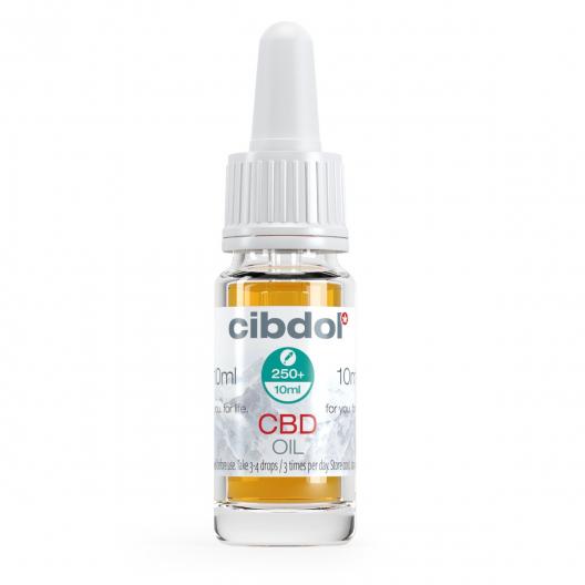 CBD-olie 10% (1000mg)